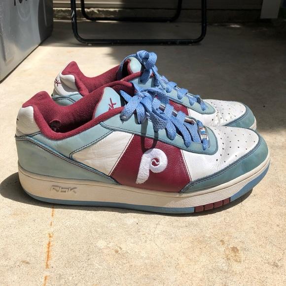 Philadelphia Phillies Reebok Shoe